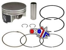 "Suzuki LT-A500 2009 - 2018 Kingquad King Quad 87.50mm ""BORE"" NAMURA Piston Kit"